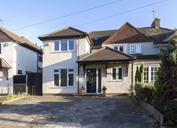 Thumbnail 4 bed property to rent in Forest Terrace, High Road, Chigwell