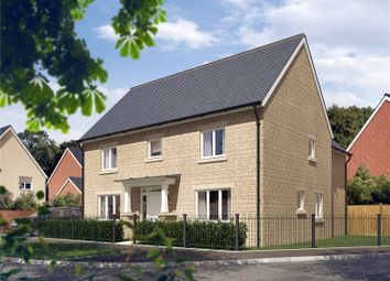 Thumbnail 4 bed detached house for sale in Bishops Cleeve, Cheltenham, Gloucestershire