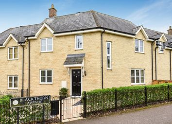 Thumbnail 3 bed end terrace house for sale in Blackthorn Avenue, Carterton