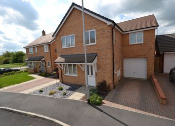 Thumbnail 4 bed detached house for sale in Hardy Close, Towcester