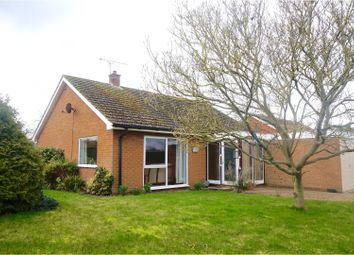 Thumbnail 3 bed detached bungalow for sale in Carr Lane, Doncaster