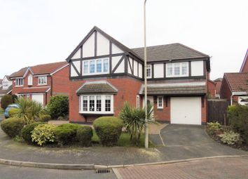 4 bed detached house for sale in Foxhunter Drive, Aintree, Liverpool L9