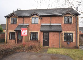 Thumbnail 2 bed town house to rent in Far Field Road, Edenthorpe, Doncaster