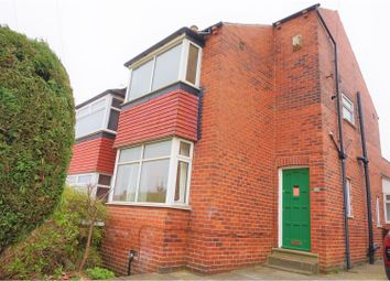 Thumbnail 3 bedroom semi-detached house for sale in Benson Gardens, Leeds
