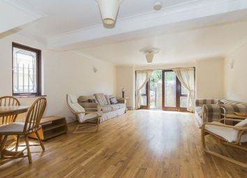 Thumbnail 4 bedroom terraced house to rent in Westferry Road, London