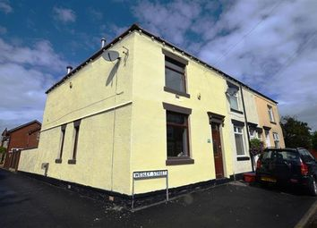 Thumbnail 2 bed end terrace house for sale in Wesley Street, Wood Lane, Stoke-On-Trent
