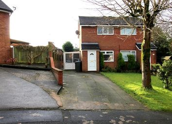 Thumbnail 2 bed property to rent in Barleyfield, Bamber Bridge, Preston