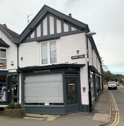 Thumbnail Retail premises to let in Burway Road, Church Stretton