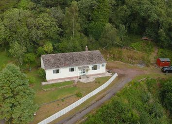Thumbnail 3 bed detached bungalow for sale in Cuilbeag, Tighnabruaich, Argyll And Bute