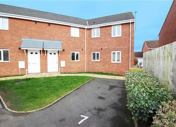 Thumbnail 2 bed flat for sale in Rough Brook Road, Rushall, Walsall