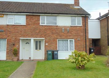Thumbnail 3 bed terraced house to rent in Brookfield Road, Ashford