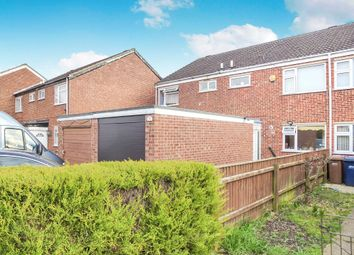 Thumbnail 3 bedroom terraced house for sale in Kinderley Road, Wisbech