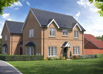 Thumbnail 4 bed semi-detached house for sale in Audley Chase, Earls Colne, Colchester