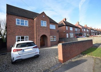 Thumbnail 5 bed detached house to rent in Belper Road, Holbrook, Belper, Derbyshire