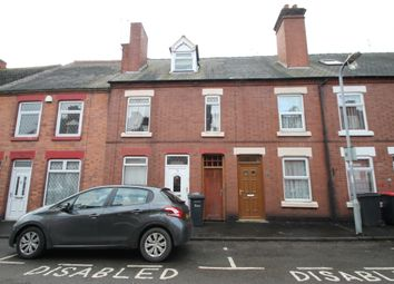 Thumbnail 3 bedroom terraced house to rent in Erdington Road, Atherstone, Warwickshire