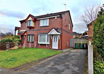 Thumbnail 2 bed semi-detached house for sale in Oakwood Drive, Prenton, Wirral