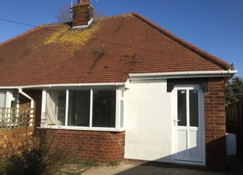Thumbnail 2 bed semi-detached bungalow to rent in Waterloo Road, Mablethorpe