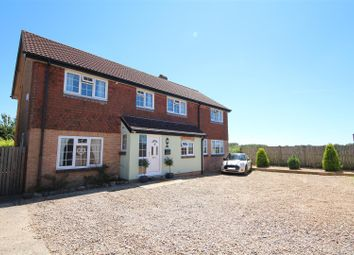 Thumbnail 6 bed detached house for sale in Limes Road, Hardwick, Cambridge