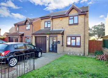 Thumbnail 4 bed detached house for sale in Beachmont Close, Greatstone, New Romney, Kent