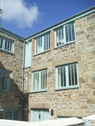Thumbnail 1 bed flat to rent in St Philip Street, Penzance