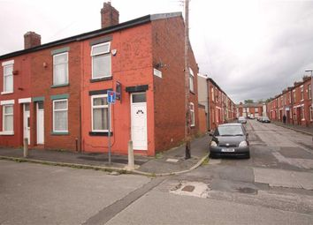 Thumbnail 3 bed end terrace house for sale in Roxburgh Street, Gorton, Manchester