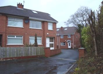 Thumbnail 4 bedroom semi-detached house to rent in Lenaghan Park, Belfast