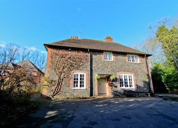 Thumbnail 5 bed detached house for sale in The Old Vicarage, 15 Groby Road, Ratby