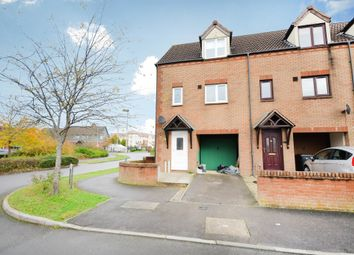 Thumbnail 2 bedroom end terrace house for sale in Abbotsbury Way, Swindon