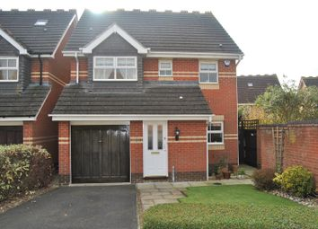 Thumbnail 3 bedroom detached house for sale in Reynolds Way, St Andrews Ridge, Swindon