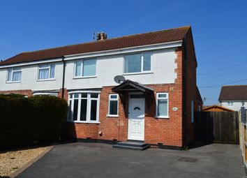 Thumbnail 2 bed semi-detached house for sale in New Bristol Road, Weston-Super-Mare, North Somerset