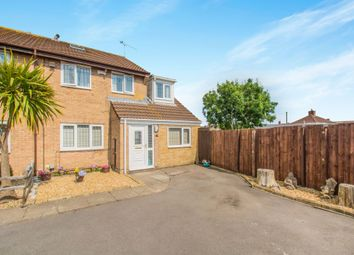 Thumbnail 4 bed semi-detached house for sale in Meadow Vale, Barry
