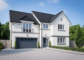 "Thumbnail 5 bed detached house for sale in ""Garvie"" at Kirk Brae, Cults, Aberdeen"