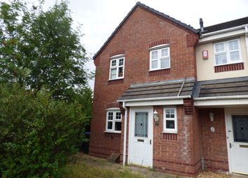 Thumbnail 3 bedroom end terrace house for sale in Bardley Drive, Coventry