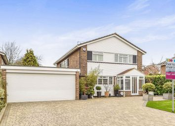 Thumbnail 3 bed detached house for sale in Great Ellshams, Banstead