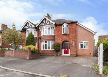 Thumbnail 4 bed semi-detached house for sale in Croft Avenue, Mansfield