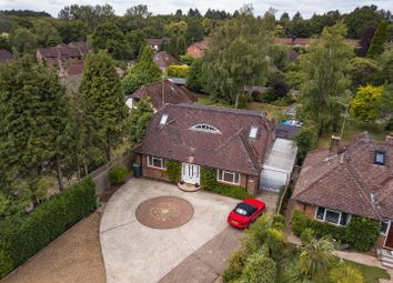 Thumbnail 5 bed detached bungalow for sale in Pondtail Road, Horsham