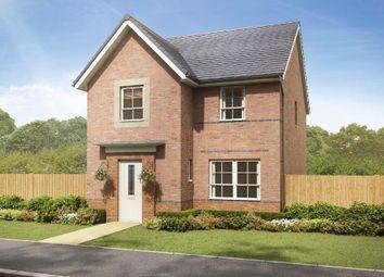 "Thumbnail 4 bedroom detached house for sale in ""Kingsley"" at Crewe Road, Shavington, Crewe"