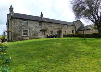 Thumbnail 5 bed farmhouse for sale in Hulme End, Buxton Derbyshire