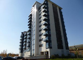 Thumbnail 2 bedroom flat to rent in Overstone Court, Cardiff Bay, Cardiff