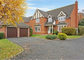 Thumbnail 5 bed detached house for sale in Pear Tree Way, Droitwich