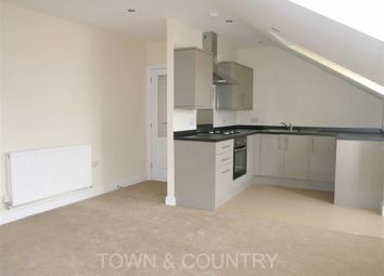 Thumbnail 1 bed flat to rent in High Street, Holywell, Flintshire