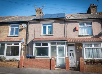 Thumbnail 2 bed terraced house for sale in St. Davids Road, Ramsgate