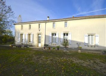 Thumbnail 3 bed property for sale in Beauvais-Sur-Matha, Charente-Maritime, France