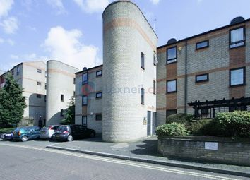 Thumbnail 1 bedroom flat to rent in Caledonian Wharf, London