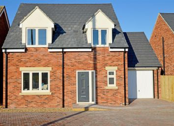 Thumbnail 3 bed detached house for sale in French Drove, Thorney, Peterborough