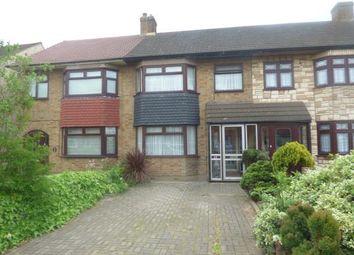 Thumbnail 3 bedroom end terrace house for sale in Thames Close, Rainham