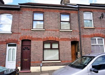 Thumbnail 2 bed terraced house for sale in Harcourt Street, Luton
