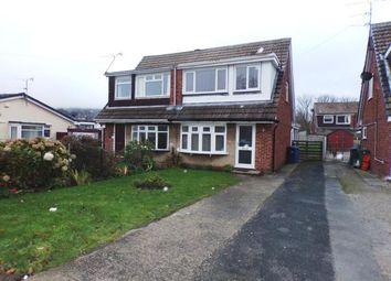 Thumbnail 4 bed semi-detached house for sale in Pen Tywyn, Prestatyn, Denbighshire