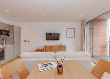 Thumbnail 1 bed flat for sale in Mill Stream House, Central Oxford