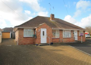 Thumbnail 2 bedroom semi-detached bungalow for sale in Windermere Close, Aylesbury